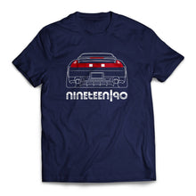 Nineteen90 Type-R JDM Legends T-Shirt Navy