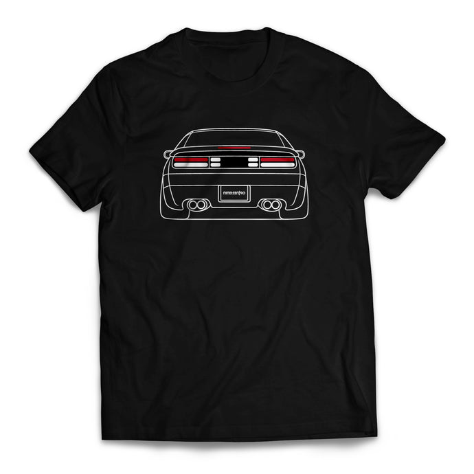 Nineteen90 Z32 JDM Legends T-Shirt Black