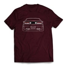 Nineteen90 Z32 JDM Legends T-Shirt Maroon