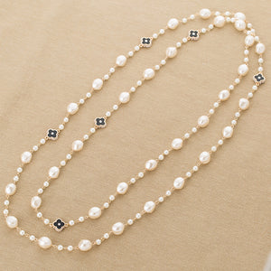 Long necklaces for women