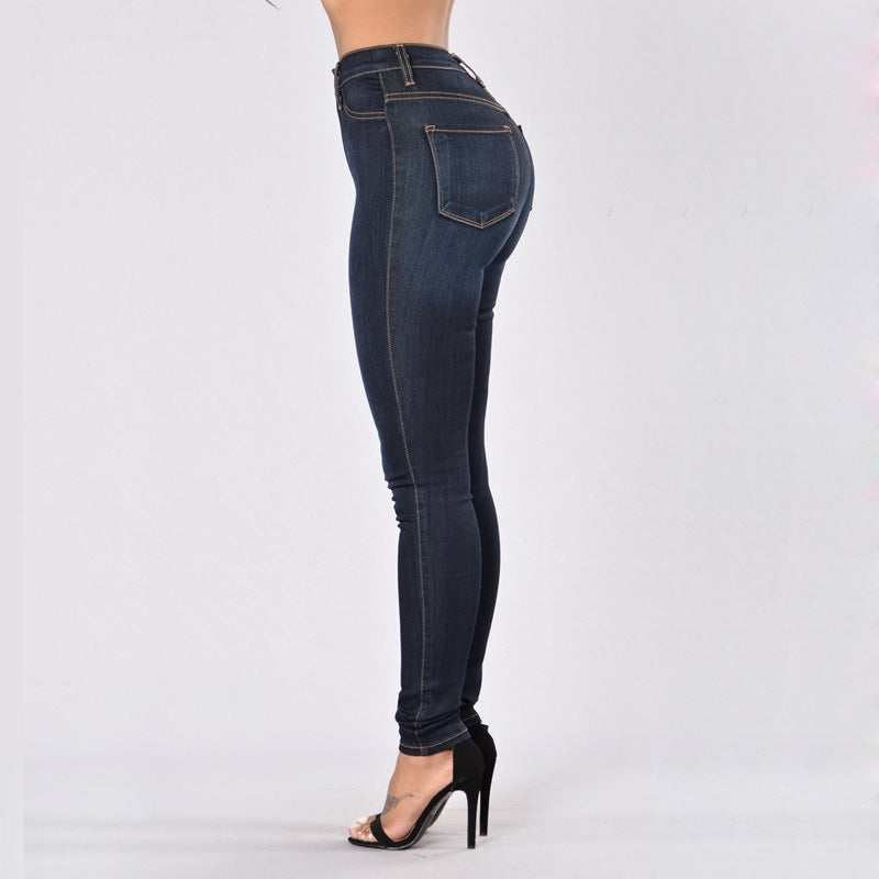 Elasticity Jeans