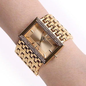 Fashion Gold Women Quartz Watch