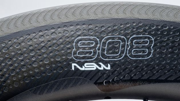 Hire Cycling Wheels with Kudos: The Zipp 808s