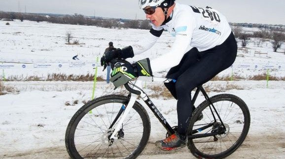 Top tips to keep up your winter cycle training!