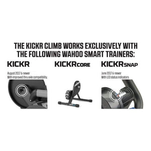 Wahoo Kickr Climb Hire