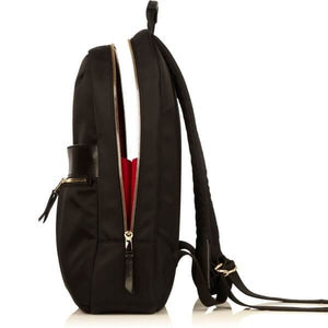 Beauchamp Ladies Laptop Backpack (Black) - Classic Bags