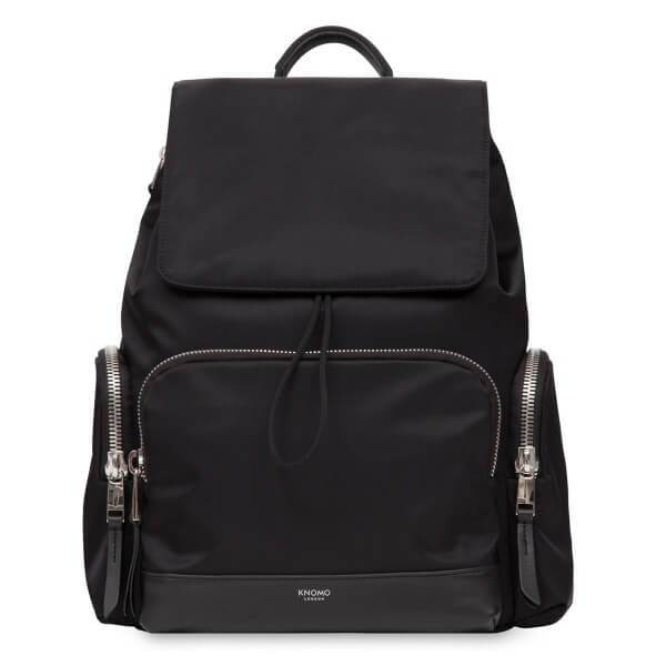 Clifford Ladies Laptop Backpack (Black) - Classic Bags