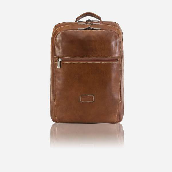 Montana 3651 Leather Backpack (Brown or Black) - Classic Bags