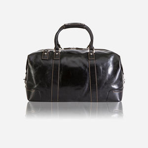 Oxford 3692 Leather Holdall (Brown or Black) - Classic Bags