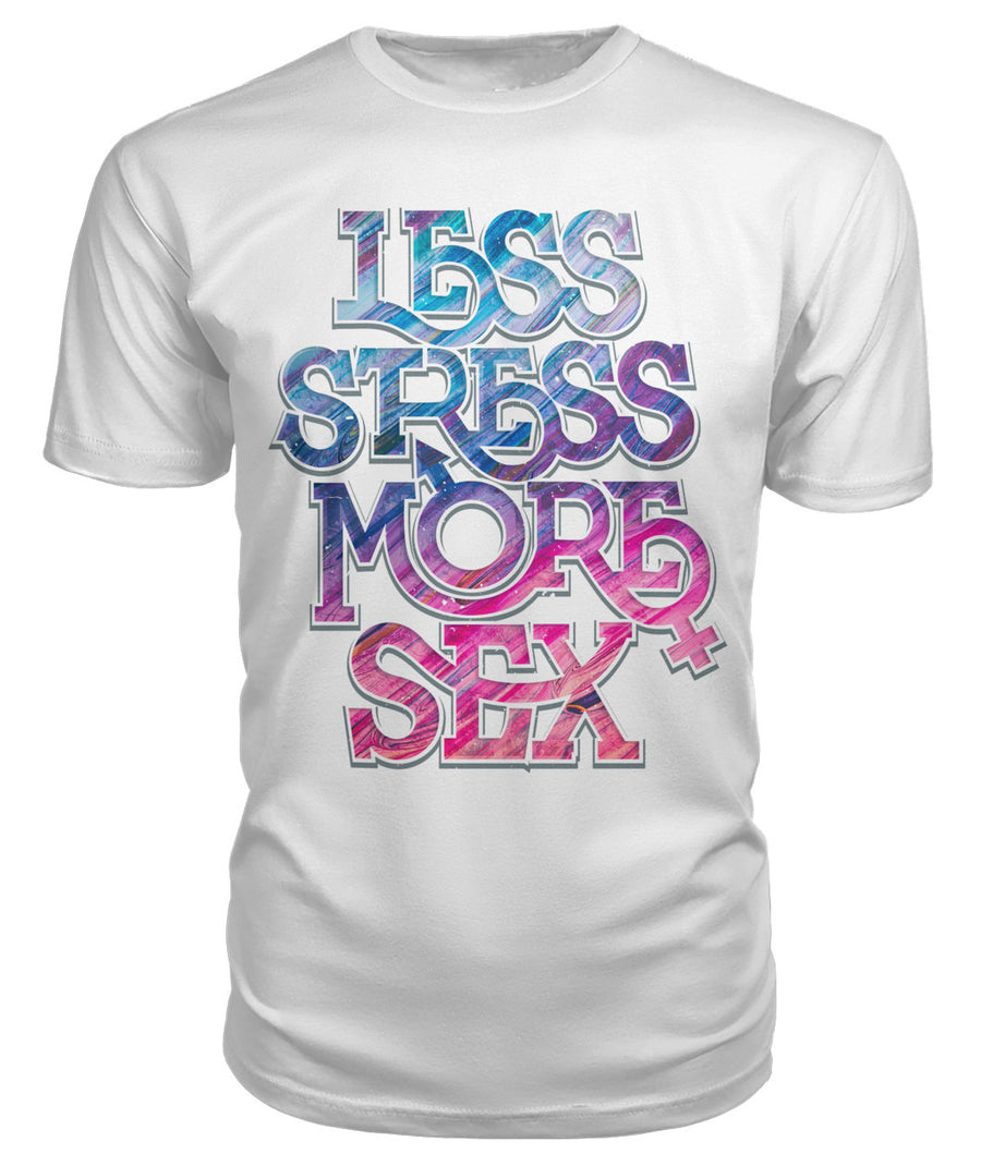 Less Stress More Sex