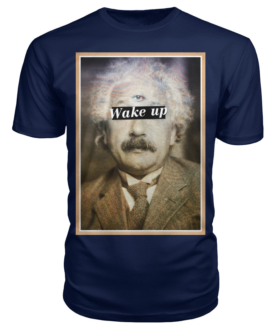 Albert Wake Up