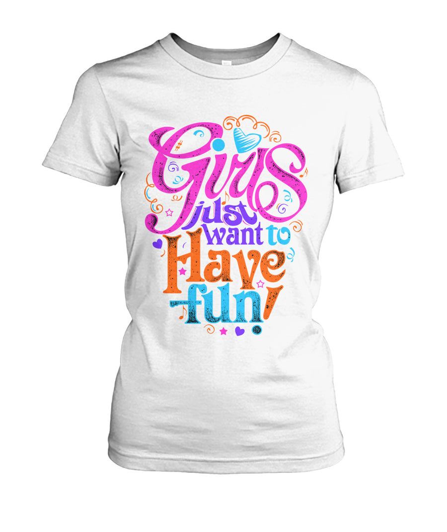 Girls Want To Have Fun