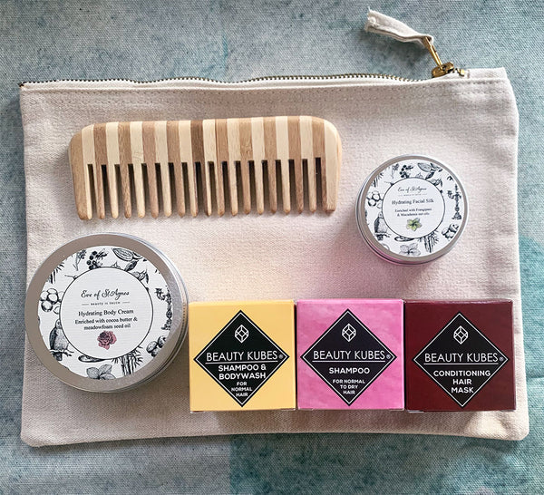 Beauty Kubes sustainable gifts