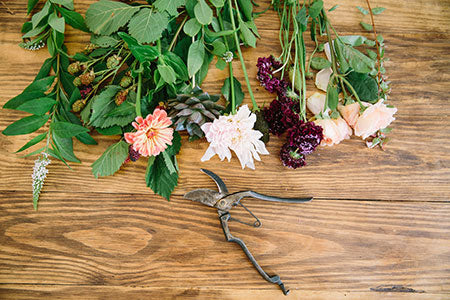 Sustainable cut flowers for valentines day beauty kubes blog