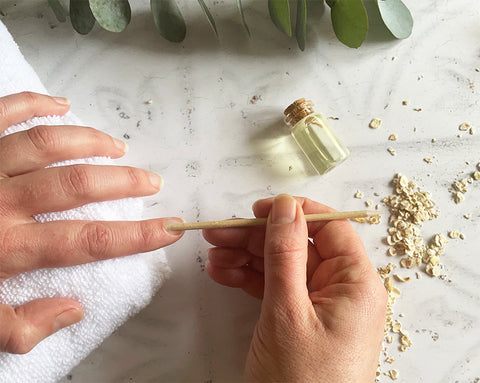 Beauty Kubes care for your hands and nails with self care manicure at home