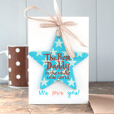 fathers day card and eco gift