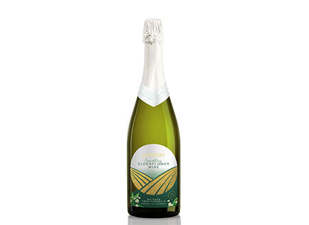 Sustainable valentines gift sparkling wine polgooon
