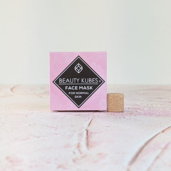 Beauty Kubes plastic free face mask