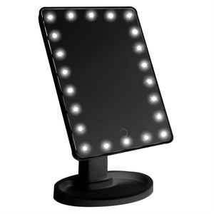 LED Tabletop Light Up Mirror