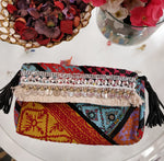 Banjara Coin Work Clutch Bag4
