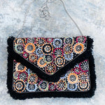 Gorgeous Button Sequined Bohemian2