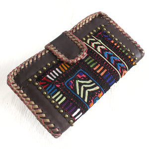 Premium Leather Banjara Wallet11 - Choclate Brown
