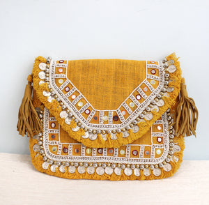 Hippe Love - Light Orange Jute
