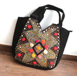 Tote Banjara9 - Suede Leather