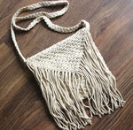 Macrame Off-White Sling2 - Medium