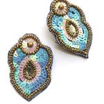 Bohemian Beaded Earring7
