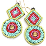 Bohemian Beaded Earring24