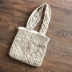 Macrame Tote2 - Medium