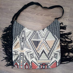 Multicolored Bohemian Sling Bag