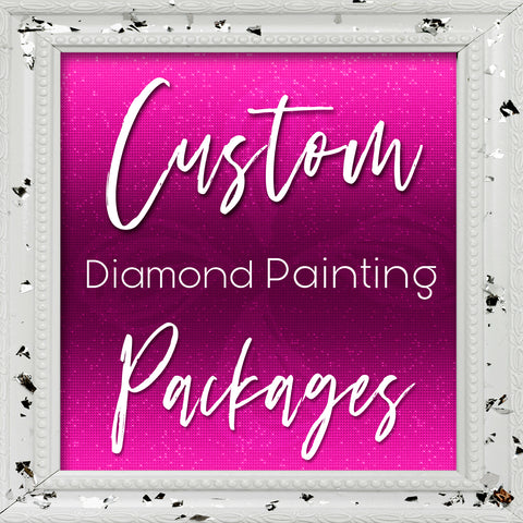 Custom Design Kits | Diamond Painting