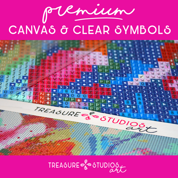 Premium Canvas Treasure Studios Art