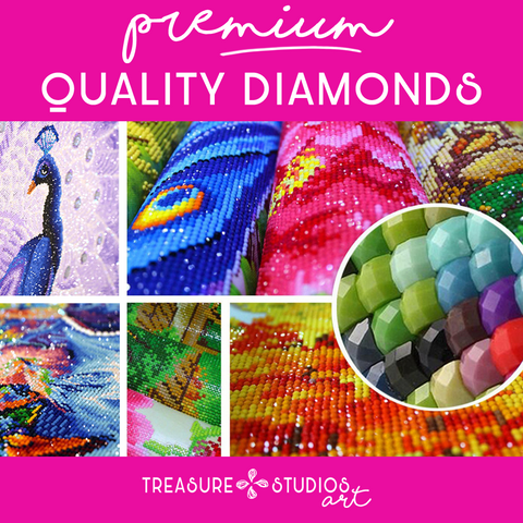 Premium Drills Treasure Studios Art