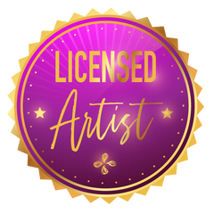 Licensed Artist Badge TSA