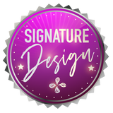 Signature design Stamp