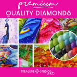 Halloween Beauty | Diamond Painting - Treasure Studios Art
