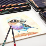 Water Soluble colored Pencils | Artist Supplies - Treasure Studios Art