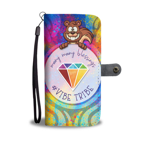 #Vibetribe Confetti Lovers | Wallet Phone Case - Treasure Studios Art