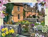 Tulip Cottage by Howard Robinson | Diamond Painting