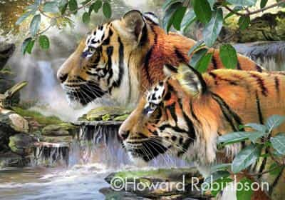 Early Rise by Howard Robinson | Diamond Painting