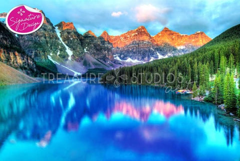 Canada Magic | SIGNATURE |  Diamond Painting - Treasure Studios Art