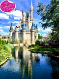 The Real Disney Castle | SIGNATURE | Diamond Painting - Treasure Studios Art