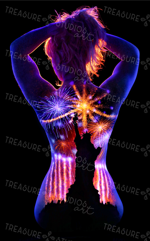 Lady of Liberty  by John Poppleton | Diamond Painting