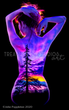 Lone Pine John Poppleton | Diamond Painting - Treasure Studios Art