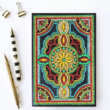 Starry Cross Journal Note Book | Diamond Painting - Treasure Studios Art