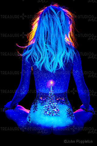 O Christmas Tree by John Poppleton | Diamond Painting