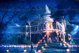 Real Halloween by Anthony Christou | Diamond Painting - Treasure Studios Art